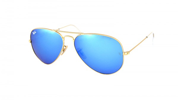 Ray Ban Sonnenbrille Aviator RB3025 112/17 Größe 55