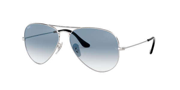 RayBan Sonnenbrille Aviator RB3025 003/3F Größe 58