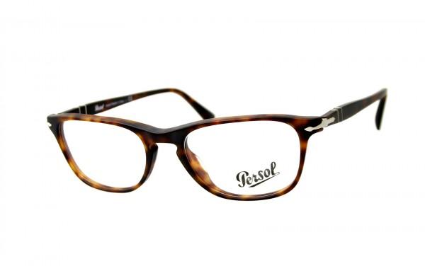 Persol Brille 3116-V 9001 Größe 52