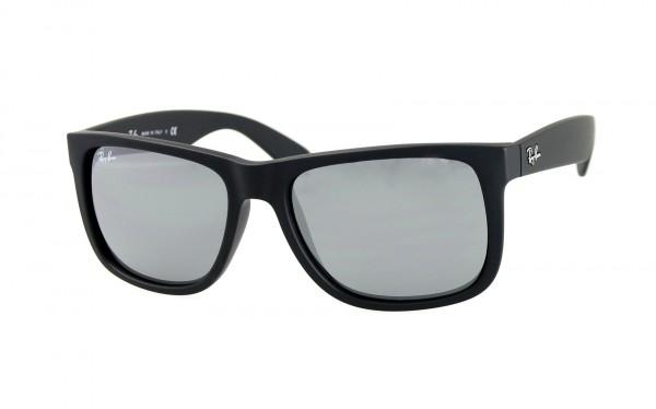 Ray Ban Sonnenbrille Justin RB4165 622/6G Größe 51