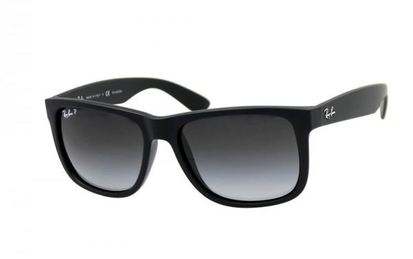 Ray Ban Sonnenbrille Justin RB4165 622/T3 Größe 54