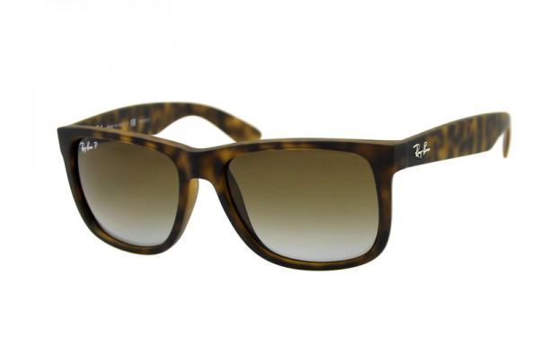 Ray Ban Sonnenbrille Justin RB4165 865/T5 Größe 54