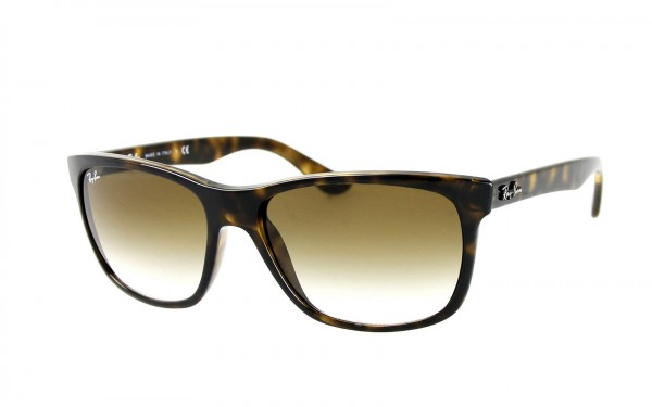 Ray Ban Sonnenbrille Chris RB4181-710/51