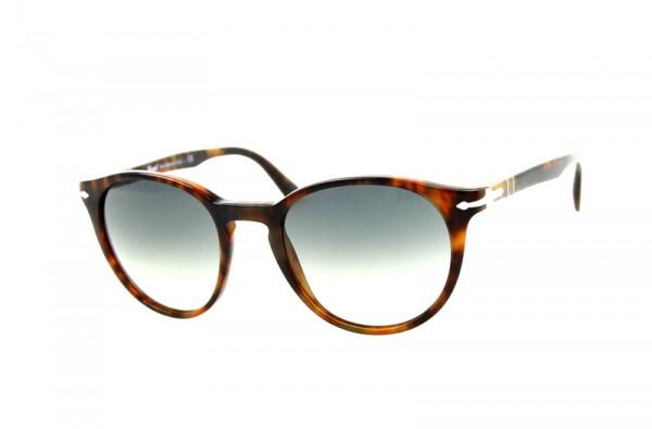 Persol Sonnenbrille 3152-S 9016/71 Größe 52