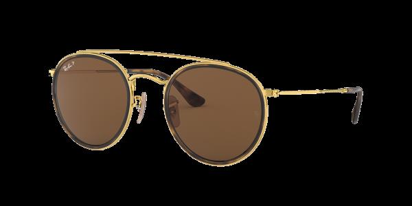 Ray Ban Sonnenbrille RB3647-N 001/57 Größe 51