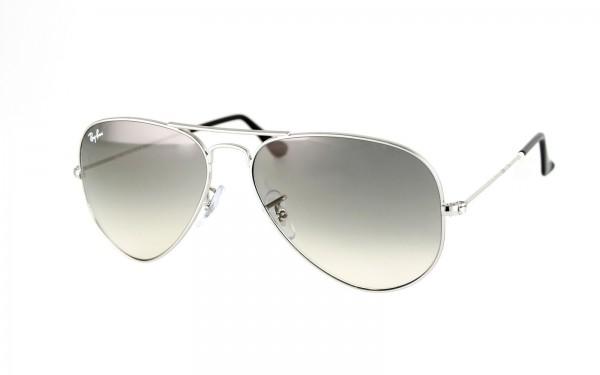 RayBan Sonnenbrille Aviator RB3025 003/32 Größe 58