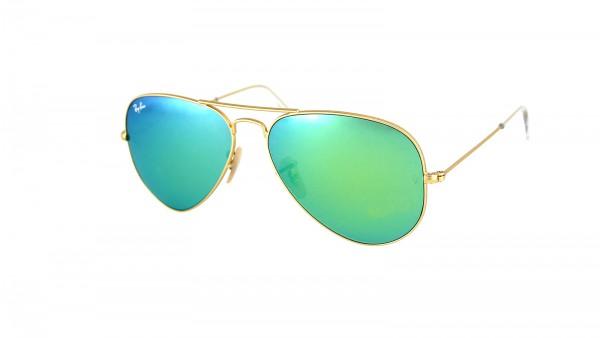 Ray Ban Sonnenbrille Aviator RB3025 112/19 Größe 55