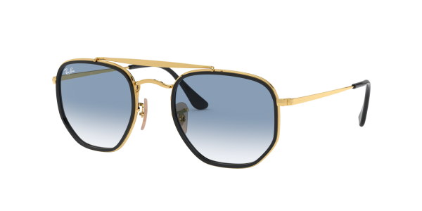 Ray Ban Sonnenbrille the Marshal II RB3648-M 9167/3F Größe 52