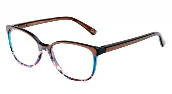 Etnia Barcelona Brille VERACRUZ BRGR Größe 53