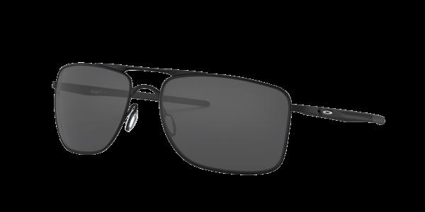 Oakley Sonnenbrille Gauge8 OO4124 01 Größe 62