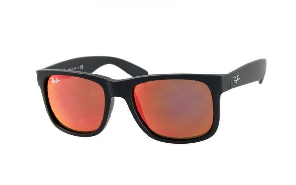 Ray Ban Sonnenbrille Justin RB4165 622/6Q Größe 51