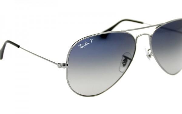 Ray Ban Sonnenbrille Aviator RB3025 004/78 Größe 58