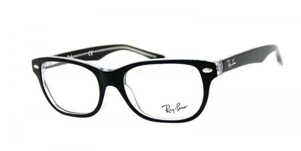 Ray Ban Junior Brille RB1555 3529 Größe 48