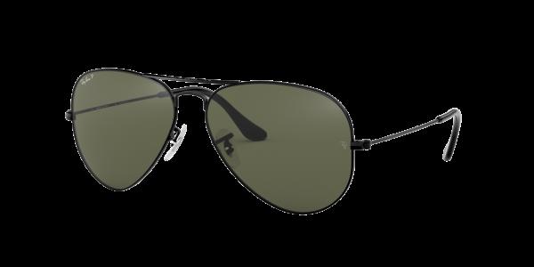 RayBan Sonnenbrille Aviator RB3025 002/58 Größe 58