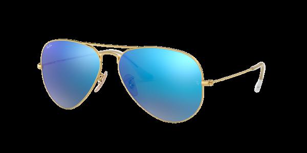Ray Ban Sonnenbrille Aviator RB3025 112/17 Größe 58