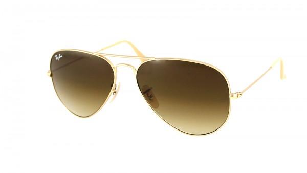 Ray Ban Sonnenbrille Aviator RB3025 112/85 Größe 58