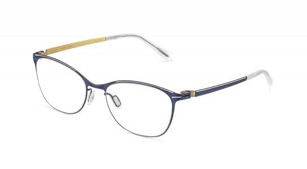 Etnia Barcelona Brille Irvine BLGD Größe 52