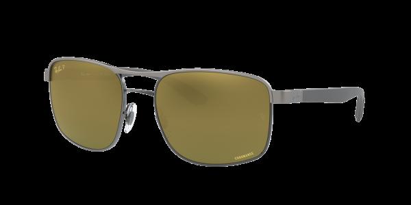 Ray Ban Sonnenbrille RB3660-CH 9075/6O Größe 58