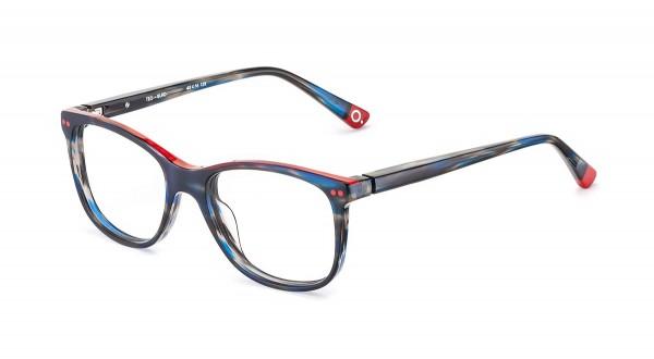 Etnia Barcelona Brille Teo BLRD Größe 48