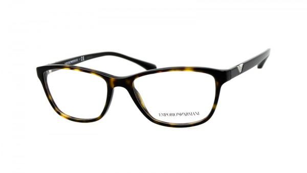 Emporio Armani Brille EA3099 5026 Größe 54