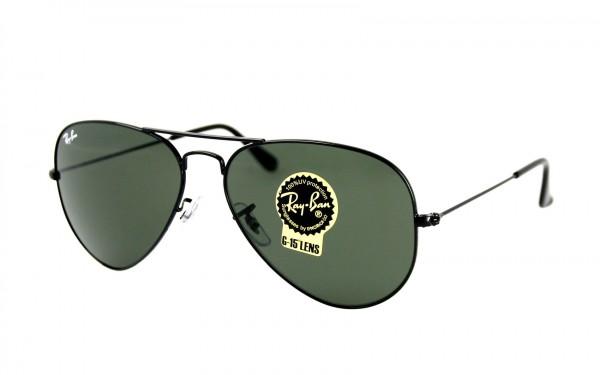 Ray Ban Sonnenbrille Aviator RB3025 L2823 Größe 58