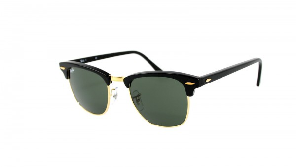 Ray Ban Sonnenbrille Clubmaster RB3016-W0365 L