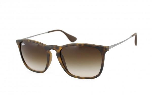 Ray-Ban Sonnenbrille Chris RB4187-856/13 Größe 54