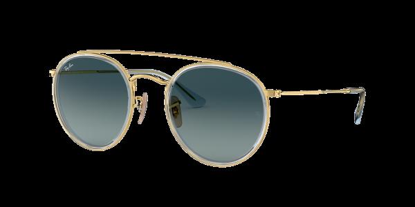 Ray Ban Sonnenbrille RB3647-N 9123/3M Größe 51
