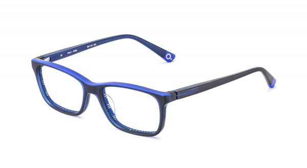 Etnia Barcelona Brille Finn BKBL Größe 50