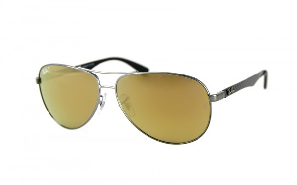 Ray Ban Sonnenbrille RB8313-004/N3 Polarized Gr.61