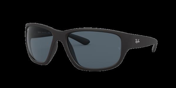 Ray Ban Sonnenbrille RB4300 601-S/R5 Größe 63