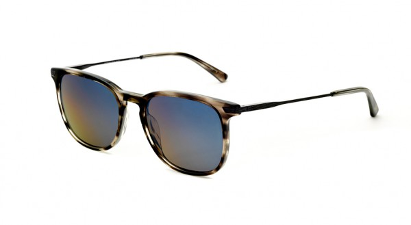 Etnia Sonnenbrille Vintage VICTORIA PEAK BKGY