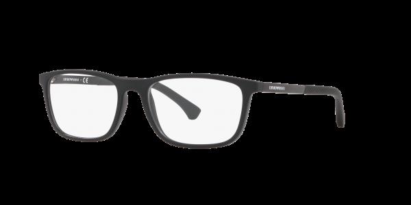 Emporio Armani Brille EA3069 5001 Größe 53