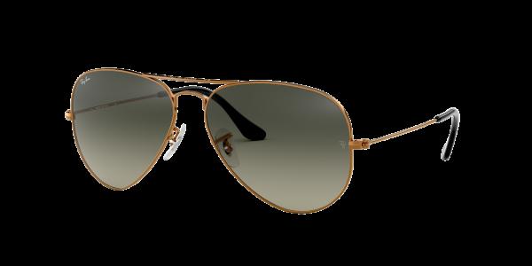 Ray Ban Sonnenbrille Aviator RB3025 197/71 Größe 55