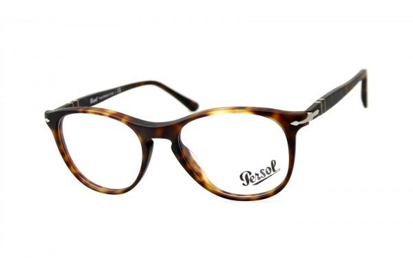 Persol Brille 3115-V 9001 Größe 52