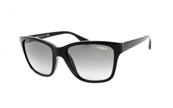 Vogue VO2896S Sonnenbrille Schwarz W44/11 54mm rBxOYG