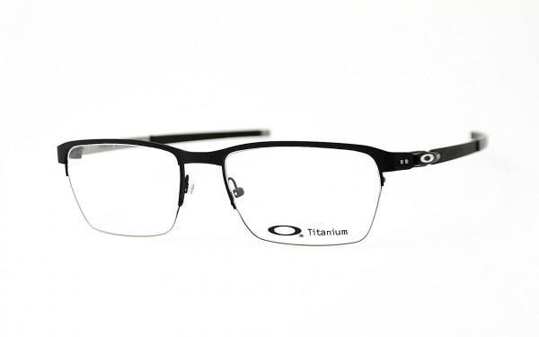 Oakley Brille Tincup 0.5 Titanium OX5099-01 Größe 51